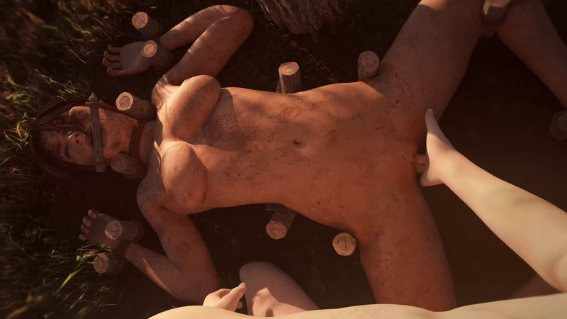 (Lara Croft) When Raider Got Raided - fatcat17 - Tomb Raider
