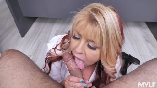 Milf Head From Human Resources [HD]