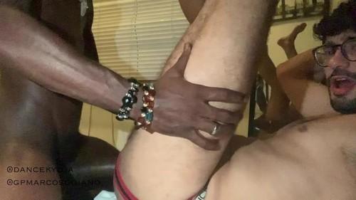 RawFuckClub - DanceKJA, Marcos Goiano: Giving Marcos Some Vanilla Loving Bareback