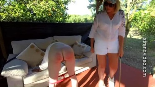 Suzanne Smart, Sarah Stern - Caned in Spain UNLADYLIKE MANOR
