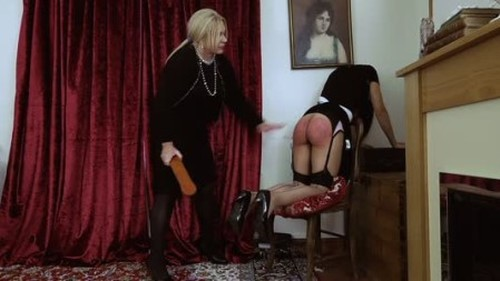 Susies Work Experience - Strictly Spanking, BDSM, Pain Video