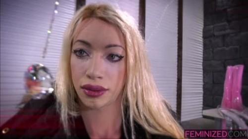 Sasha FEMME Transformation - Worship, Mistress, Femdom Porn
