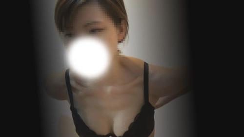 【フルHD】高画質・検診車生着替え隠し撮り・奇跡のスレンダー巨乳⑤