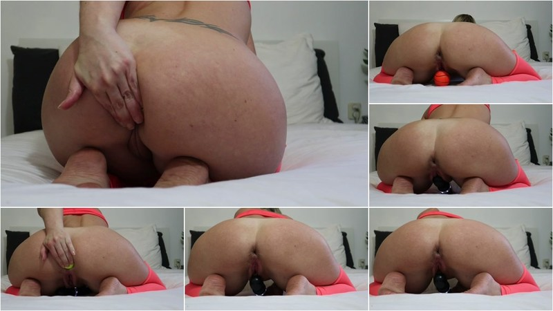 Helena Lana stretch her ass with huge toys - F17607 [FullHD 1080P]