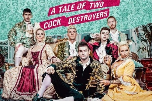 A Tale Of Two Cock Destroyers Episode 4 [HD]