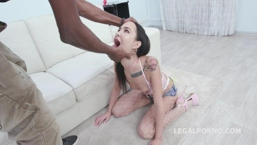 Freya Dee, Mike, Yves Morgan - Double Anal Creampie, Freya Dee Vs 2 Bbc With Balls Deep Anal, Destroyed Gape, Creampie And Facial Gl114 [SD/480p]
