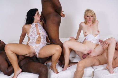 LegalPorno 2020 Janice United and Alisia Kinky Bitches Go Crazy For Hard Sex 720p XXX MP4-CLiP