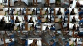 Mean Snobby Girl - Verbal And Shoe Humiliation Spitting On Loser - Part 1 - Daniela And Jack