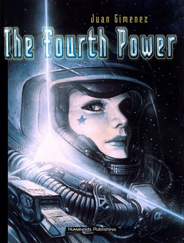 The Fourth Power Cover