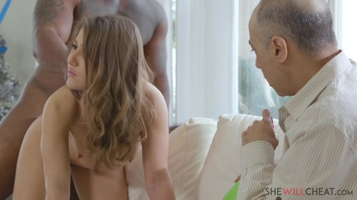 Paige Owens Gets Birthday Bbc In Front Of Her Cuckold Husband - [HD]