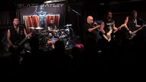 Blaze Bayley (ex-Iron Maiden) - Live in France (2019) [2 xDVD5]