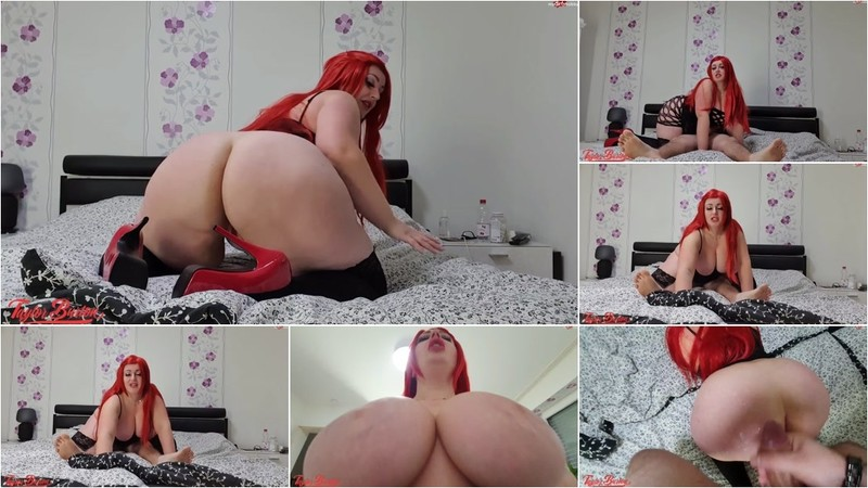 Taylor-Burton - Mega Booty Mega Titten Mega Cumshot [FullHD 1080P]