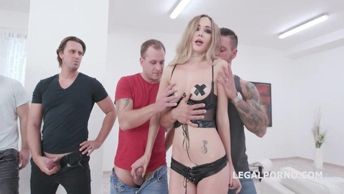 Monster Of Dap, Polina Maxim 5On1 Balls Deep Anal, Dap, Tp, Gapes And Facial Gio1287 [SD]