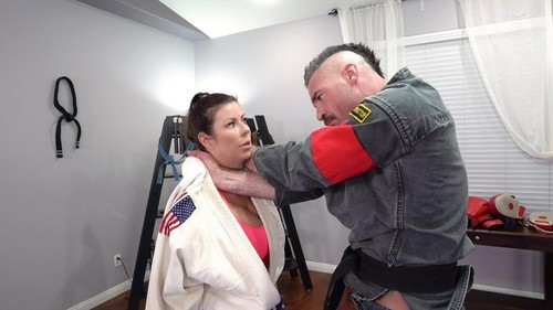 "Amateurs in ""Alexis Fawx Learns Some New Martial Arts Tricks While Sucking Dick"" [SD]"