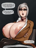 Rampage - Jerking Off To Vice President (Prison School)