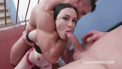 Drowned In Piss, Kiara Gold 6On1 Insane Watersport With Manhandle Balls Deep Anal, Dap, Gapes And Swallow Gio1347 [SD]