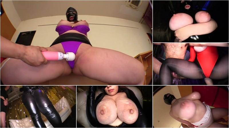 Nishimura Nina - Amateur Mask Colossal Tits Cock Sucking Slut [SD 432p]