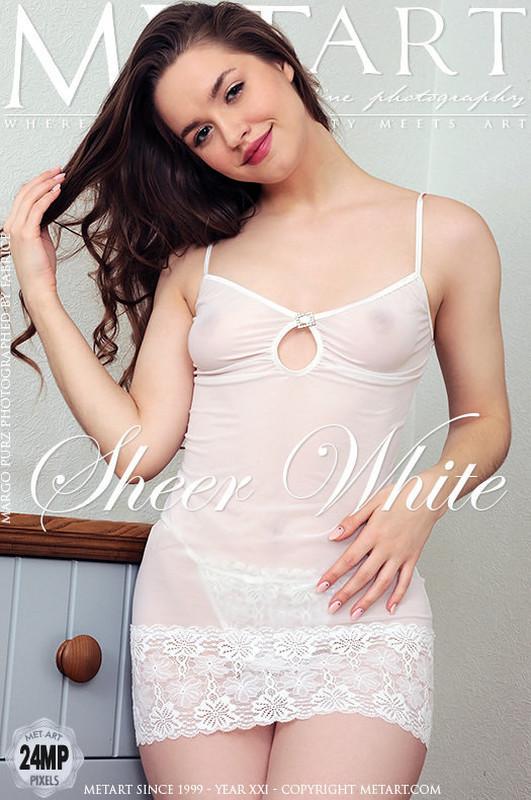 Margo Purz - Sheer White  (02-22-2020)
