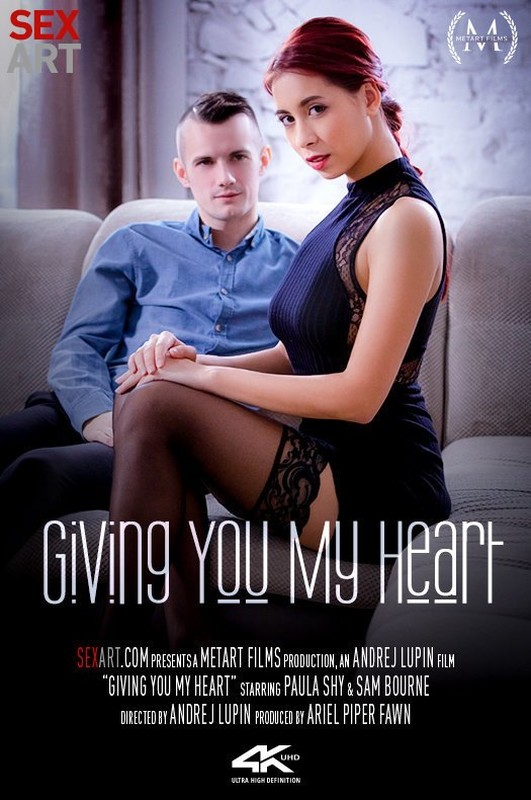Paula Shy & Sam Bourne - Giving You My Heart (23.02.2020)