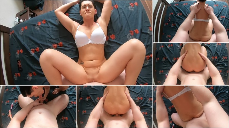 Hot Mommy - Hot Shorthair MILF has Anal Orgasm [FullHD 1080P]