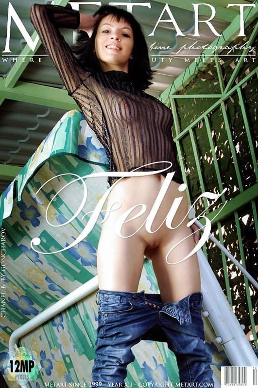 Chanel B - Feliz (x124)