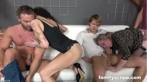 Family Experts For Cuckolding - Hardcore (SD)