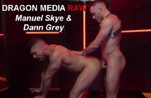DragonMediaRaw - Barcelona Underground Sc. 2: Manuel Skye & Dann Grey Bareback