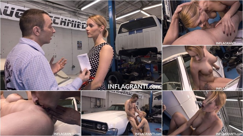 Anike Ekira Nasty Car German [FullHD 1080P]
