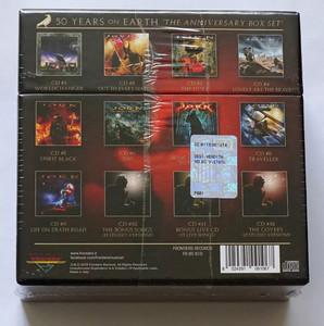 Jorn - 50 Years on Earth (the Anniversary Box Set) [WEB] (2018)