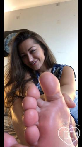 Feet dani daniels Danni daniels