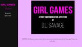 Girl Games - Version 0.3.1 by Danasavage