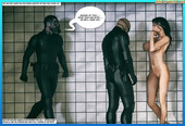 Hipcomix - Scorpion Woman - Slaves of the Black Syrian 43
