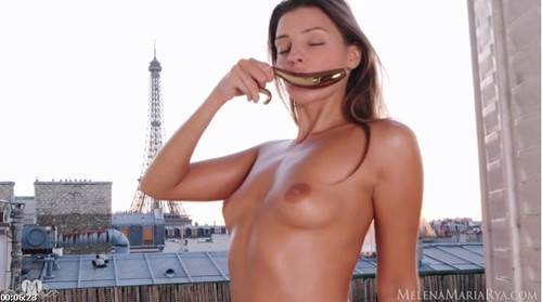 Fuck Me - With Eiffel Tower