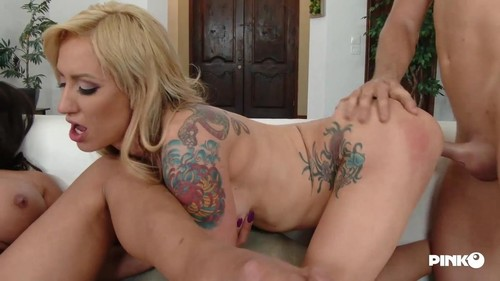 Zoey Portland - Two Huge Cocks To Satisfy Them