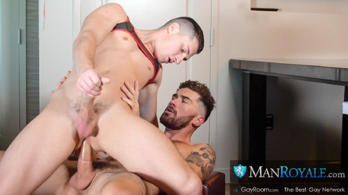 ManRoyale - Surprise! Its Valentines Day!: Tristan Hunter, Chris Damned