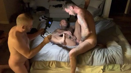 RawFuckClub - Ryan Powers Fucks Leo Forte Bareback