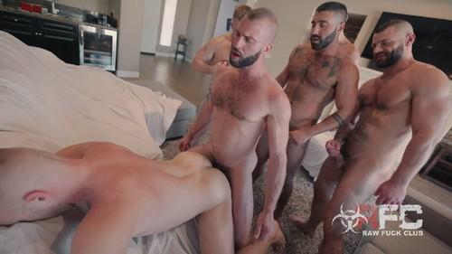 RawFuckClub - Pre Gang Bang Orgy Part 1: Logan Stevens, Jake Morgan, Jack Vidra, Tyler Roberts, D...