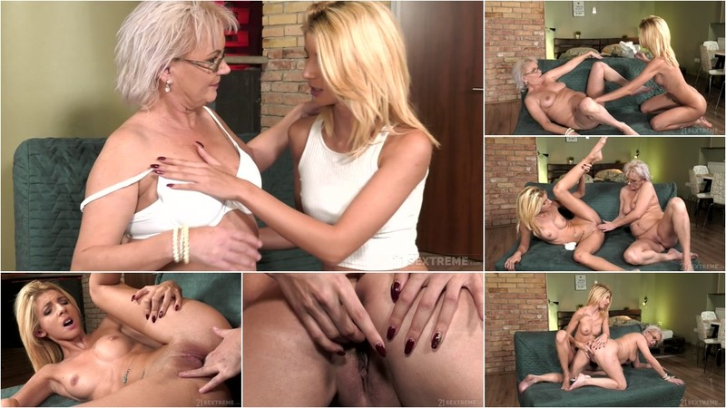 Missy Luv And Elvira My Young Muse [FullHD 1080P]