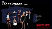 The Inheritance - Version 0.04 + Compressed Version + Incest Patch by Mannitt Win/Mac/Linux/Android