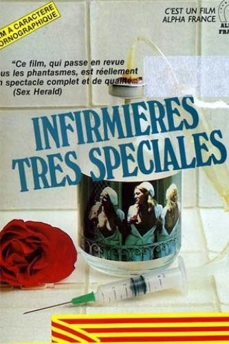 Elisabeth Bure, France Lomay, Marilyn Jess, Guy Royer, Jacques Marbeuf, Oliver Mathot - Infirmieres Tres Speciales (SD)