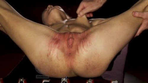 A Strong Chick Struggle With Herself And With Part 01 - Spanking and Whipping, Punishment